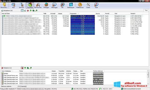 Captură de ecran eMule pentru Windows 8