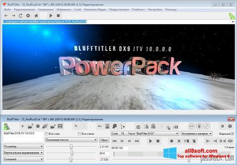 Captură de ecran BluffTitler pentru Windows 8